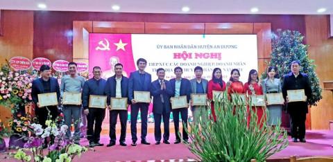 An Dương (Hải Phòng): Chia sẻ đồng hành giúp doanh nghiệp vững vàng vượt khó