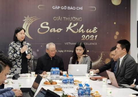 Phát động chương trình Giải thưởng Sao Khuê 2021