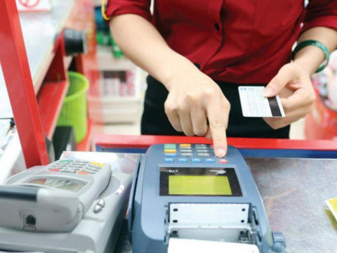 Mục tiêu sử dụng thẻ tín dụng nội địa sẽ chiếm 15-20% trong 2 năm tới