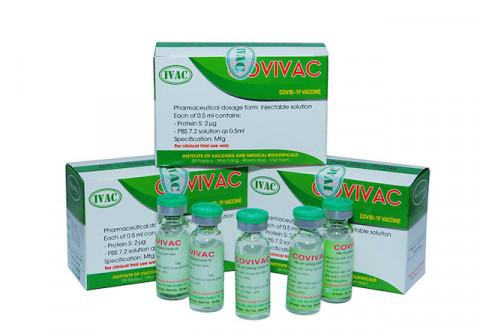 """Vắc-xin Covid-19 """"Made in Việt Nam"""" thứ hai được tiêm thử nghiệm trên người"""