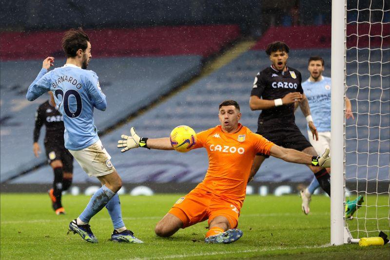 Man City bế tắc trong phần lớn thời gian thi đấu