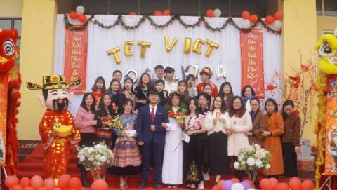 """""""Tết Việt'' - Sự kiện ghi dấu ấn tại trường Cao đẳng Lào Cai"""