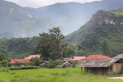 OCop Ngọc Chiến (Mường La-Sơn La): Thiên đường nghỉ dưỡng chờ thức giấc
