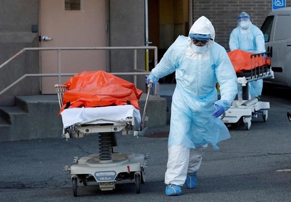 Số ca tử vong tại Mỹ được dự báo sẽ còn tiếp tục tăng