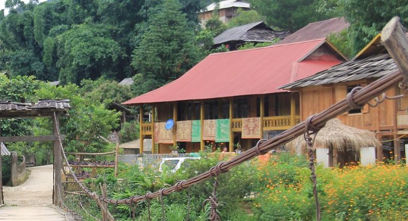 Một Homestay ở Ngọc Chiến, mô hình du lịch cộng đồng đạt chứng nhận Ocop 4 sao của huyện Mường La