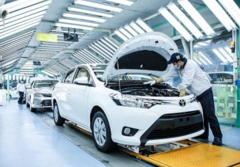 Toyota triệu hồi hàng loạt mẫu xe vì nguy cơ lỗi dễ chết máy