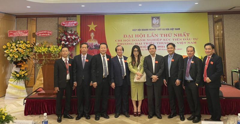 Đại hội thành lập Chi hội Doanh nghiệp xúc tiến đầu tư thương mại Triều Thương – Việt Nam