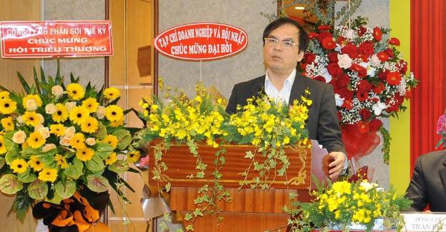 TS Tô Hoài Nam - Phó Chủ tịch Thường trực kiêm Tổng thư ký Trung ương hội