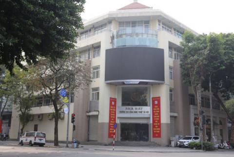 Trường Cao đẳng Nghệ thuật Hà Nội: Chuyển mình để vươn lên