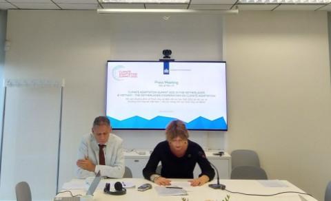 Sắp diễn ra Hội nghị thượng đỉnh về Thích ứng với Biến đổi khí hậu (CAS 2021)