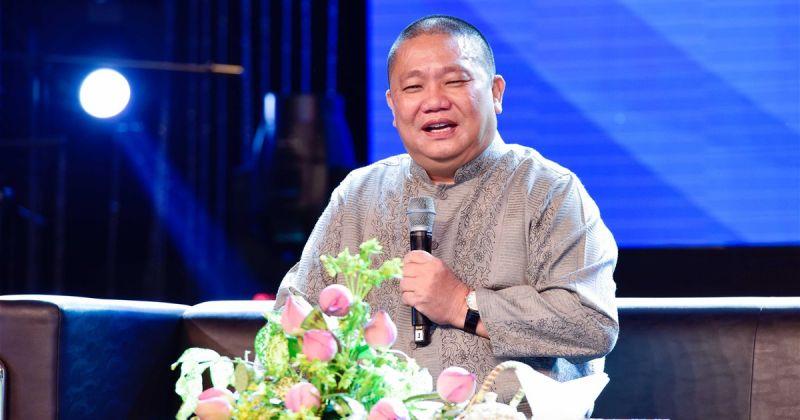 Lê Phước Vũ - Chủ tịch kiêm TGĐ Tập đoàn Hoa Sen
