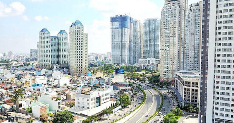 Xu hướng tăng giá nhà ở năm 2021 cũng sẽ được hỗ trợ nhờ việc đẩy mạnh đầu tư cơ sở hạ tầng...