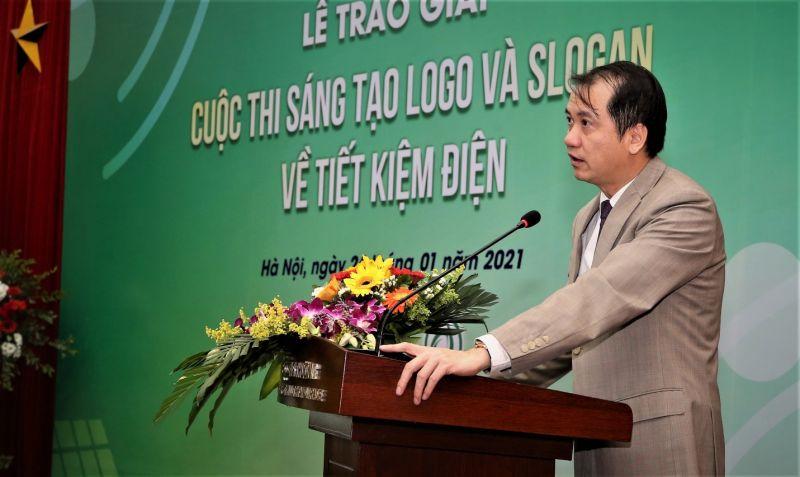 Ông Phương Hoàng Kim, Trưởng Ban tổ chức cuộc thi, Vụ trưởng Vụ Tiết kiệm năng lượng và Phát triển bền vững, Bộ Công Thương