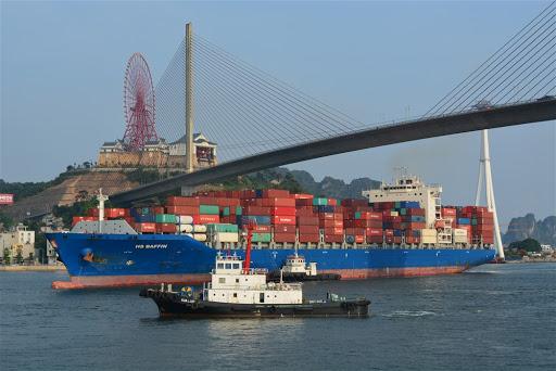 Năm 2030, nhu cầu hàng hóa thông qua cảng biển Việt Nam có thể đạt ngưỡng hơn 1,4 tỷ tấn