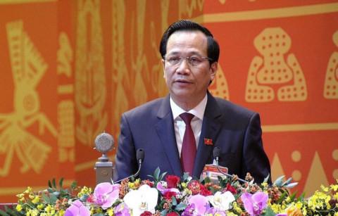 Bộ trưởng Đào Ngọc Dung: Đã tạo được khoảng 8 triệu việc làm mới với mức thu nhập tốt