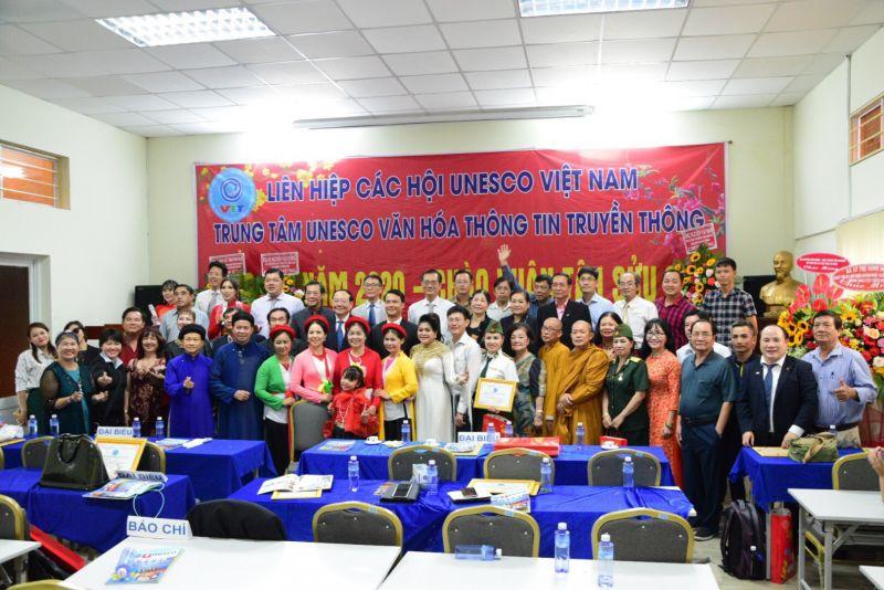 Các đại biểu tham dự Lễ Tổng kết năm 2020