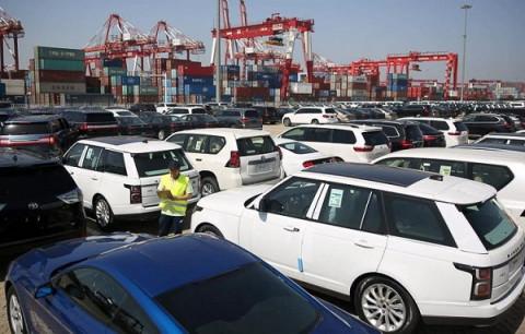 Tịch thu ô tô nhập khẩu có bản đồ vi phạm chủ quyền