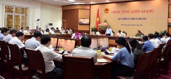 Kiên Giang: Phấn đấu tốc độ tăng trưởng kinh tế năm 2021 đạt 6,01%