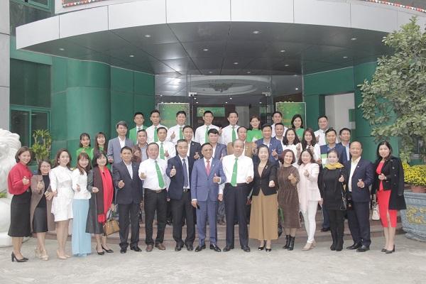 Hiệp hội Doanh nghiệp tỉnh Thanh Hóa thăm và làm việc với một số doanh nghiệp hội viên