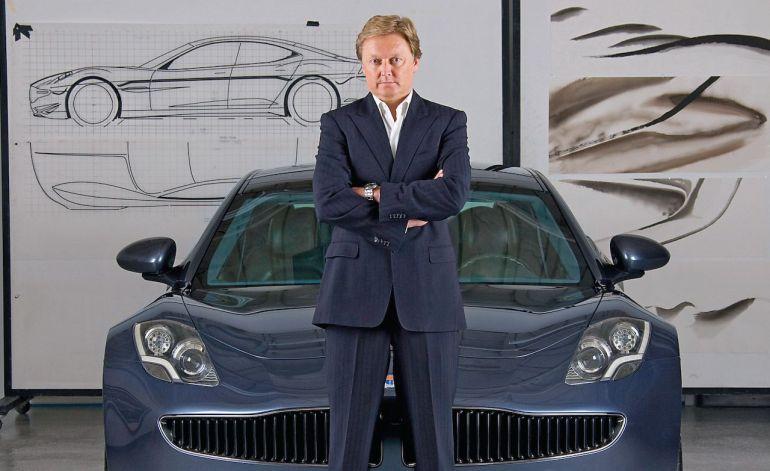 Tỷ phú Henrik Fisker: Quay trở lại thị trường xe điện để thực hiện giấc mơ một thời tan vỡ