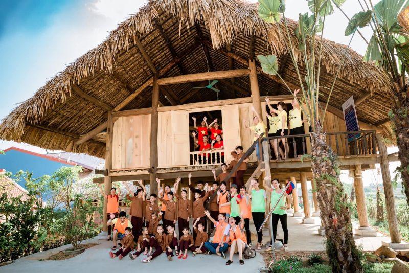 Ảnh 2 Trải nghiệm văn hóa làng quê Việt Nam