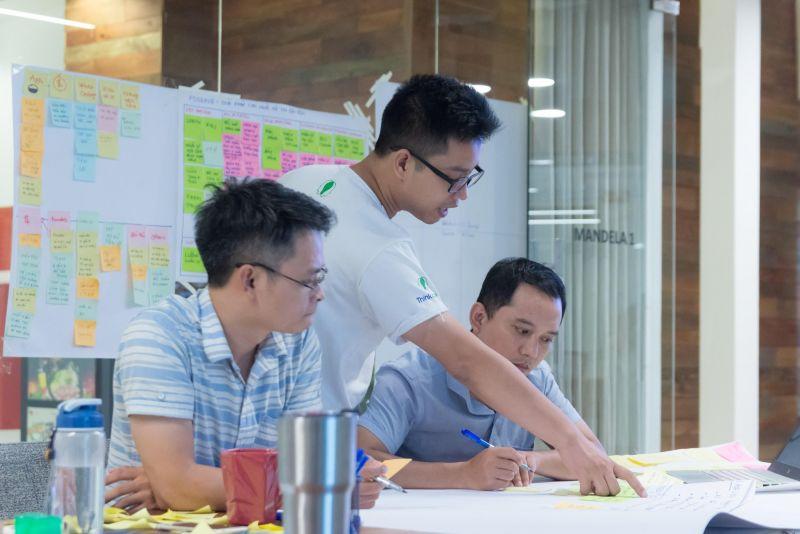 ThinkZone đào tạo cho các startup ứng dụng phương pháp Design Thinking
