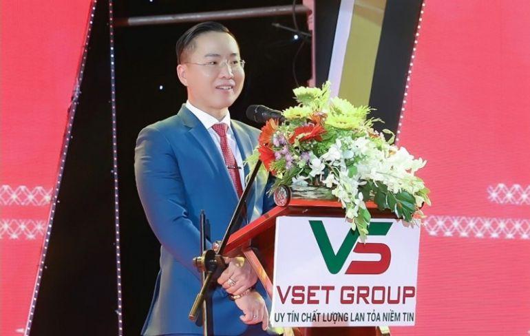 Chủ tịch Tập đoàn VsetGroup gửi thư chúc Tết Tân Sửu 2021 tới đối tác, nhân viên