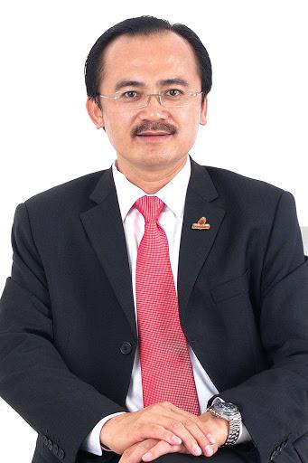 Ông Võ Quốc Thắng - Chủ tịch Hiệp hội Doanh nghiệp tỉnh Long An