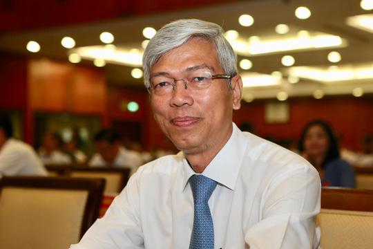 Ông Võ Văn Hoan - Phó chủ tịch UBND TP.HCM