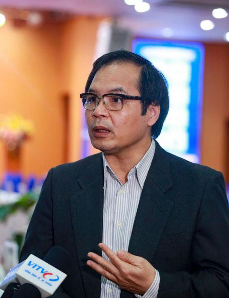 TS. Tô Hoài Nam – Phó chủ tịch Thường trực kiêm Tổng thư ký Hiệp hội Doanh nghiệp nhỏ và vừa Việt Nam