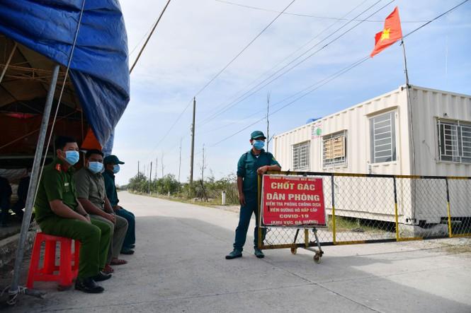 Kiên Giang tăng cường lực lượng hỗ trợ phòng chống dịch tuyến biên giới Tây Nam