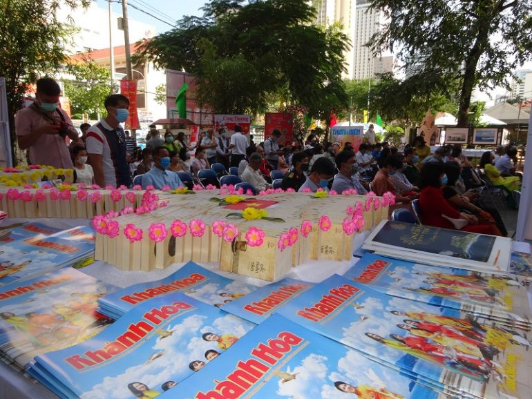 Khánh Hòa: Hàng ngàn ấn phẩm báo xuân Tân Sửu sẽ được gửi đến quân dân Trường Sa