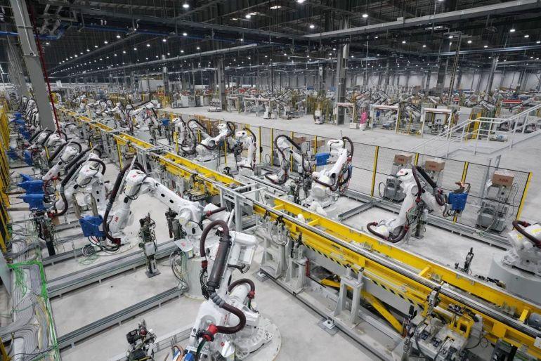 Chỉ số sản xuất toàn ngành công nghiệp Tp. Hồ Chí Minh tăng 34,5%