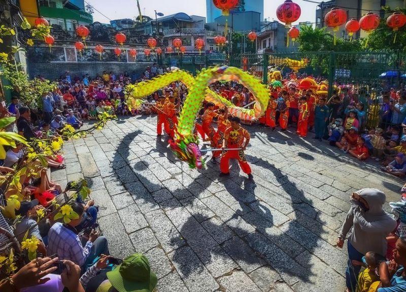 Vẻ đẹp xuân trên quê hương Việt Nam