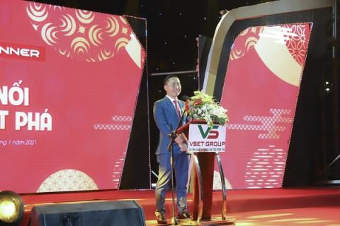 Tập đoàn VsetGroup tăng trưởng bứt phá trong năm 2020
