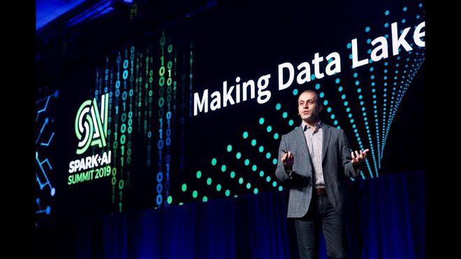 Phần mềm Databricks giúp các công ty chuẩn bị dữ liệu cho các mô hình phân tích và trí tuệ nhân tạo. Ảnh chụp màn hình CNBC