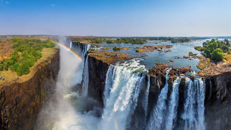 Những kỳ quan nước tuyệt đẹp trên thế giới
