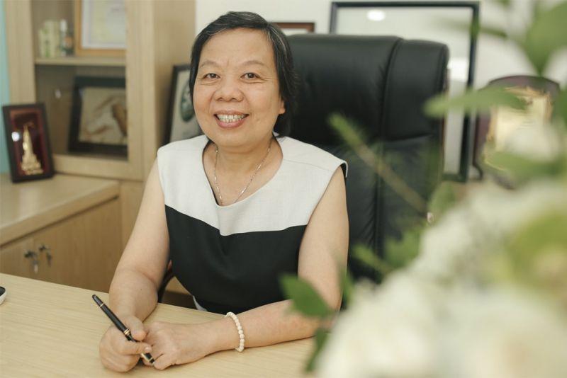 Doanh nhân Trương Thị Lệ Khanh.