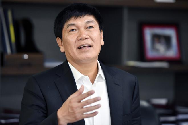 Tỷ phú Trần Đình Long. Ảnh: Internet