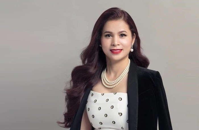 Bà Lê Hoàng Diệp Thảo - Tổng Giám đốc TNI Coffee