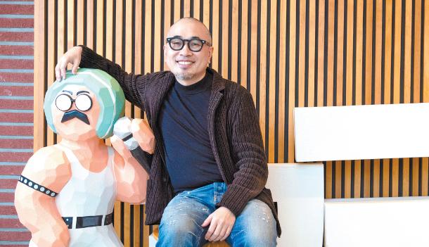Giám đốc điều hành (CEO) của công ty Woowa Brothers, ông Kim Bong-jin