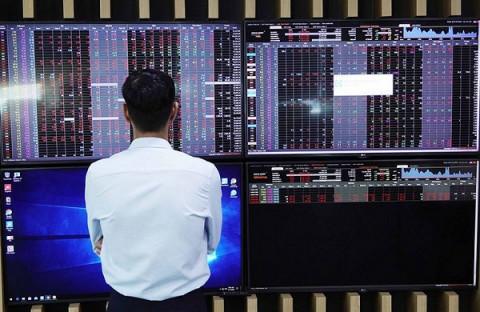 Đầu năm khách hàng đổ tiền vào cổ phiếu, chứng khoán tăng vọt trong nhiều phiên giao dịch