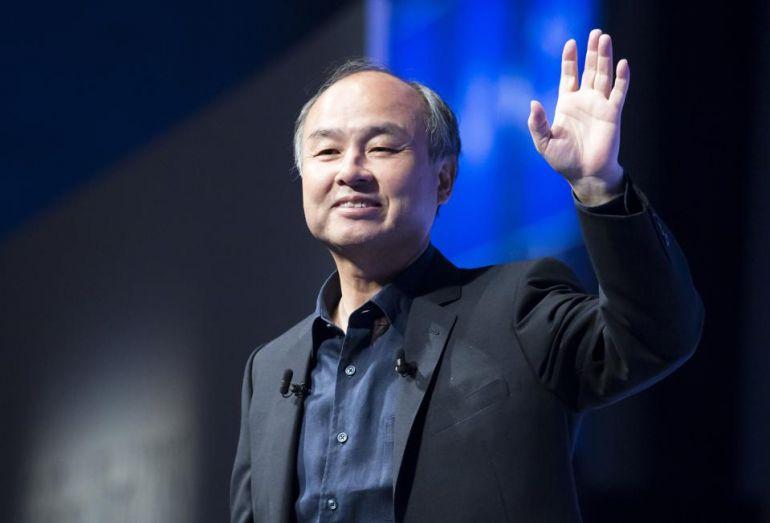 Tài sản của tỷ phú Masayoshi Son tăng cao khi cổ phiếu SoftBank vượt đỉnh lịch sử