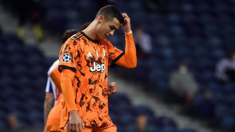 Champions League 2020/2021: Juventus để thua trước Porto trong ngày Ronaldo chơi mờ nhạt.