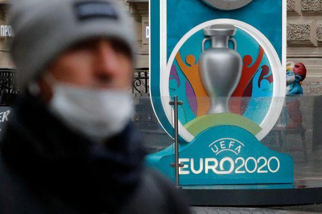 VCK EURO đang đối mặt với nhiều khó khăn do đại dịch Covid-19/ ẢNH: REUTERS