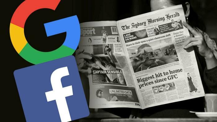 Facebook thông báo chặn mọi nội dung tin tức liên quan đến Australia