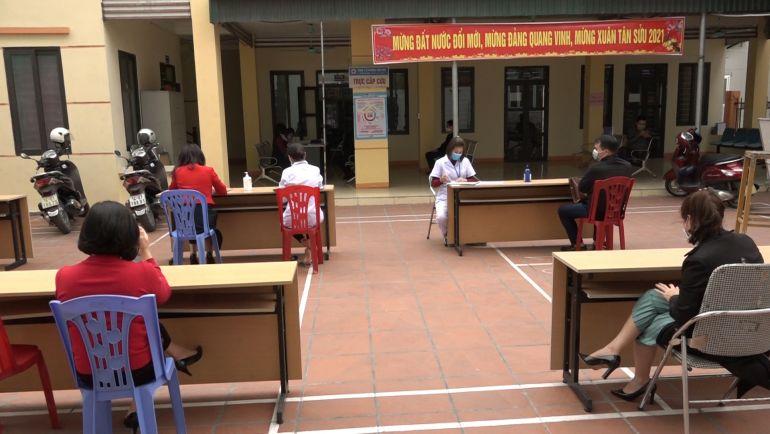 Quảng Ninh: Xử phạt nhiều cá nhân thuộc đơn vị Bảo hiểm BHS Cẩm Phả đăng ảnh khai xuân không đeo khẩu trang