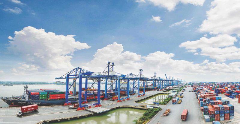 Trung Quốc và Hàn Quốc là thị trường xuất nhập khẩu chủ lực của Việt Nam trong dịp Tết Tân Sửu năm 2021