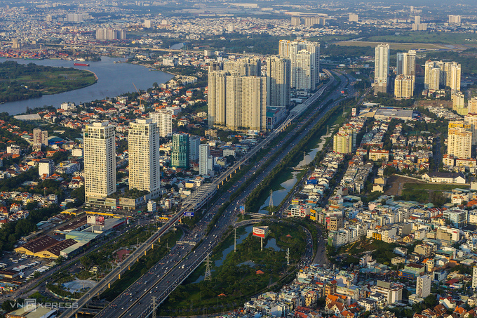 Thị trường bất động sản sẽ tiếp tục sôi động trong năm 2021