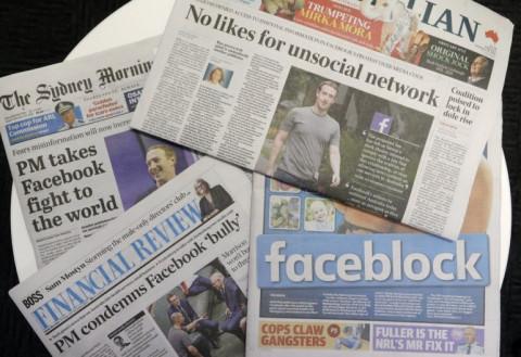 Điều gì nằm ở mối quan hệ giữa Google, Facebook và báo chí tại các quốc gia?